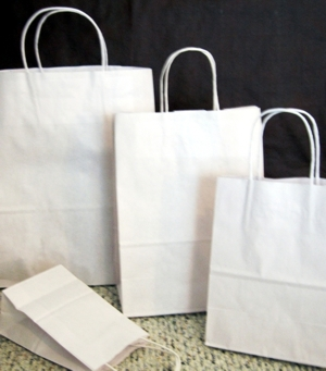 White Paper shoppers
